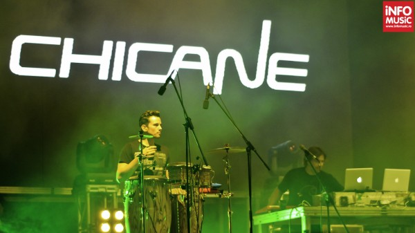 Chicane la The Mission Dance Weekend 2012