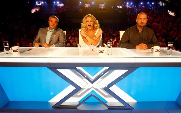 Delia Matache face parte din juriul emisiunii-concurs X Factor - Sezonul 2 alături de Dan Bittman și Cheloo.