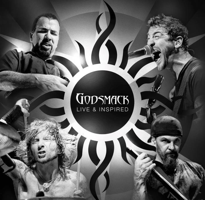 Godsmack - Live and Inspired
