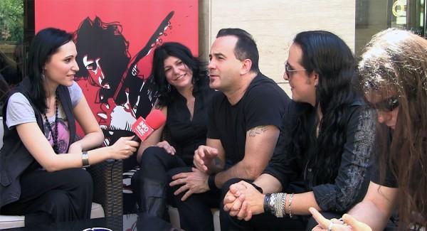 Trupa HolyHell - interviu pentru InfoMusic.ro