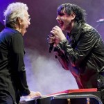 Marilyn Manson and Ray Manzarek (The Doors) Live Los Angeles 2012