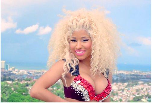 Nicki Minaj - Pound The Alarm Video