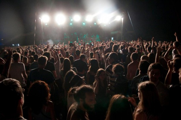 Babylon Circus la Peninsula 2012