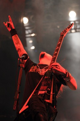 Children of Bodom la Peninsula 2012
