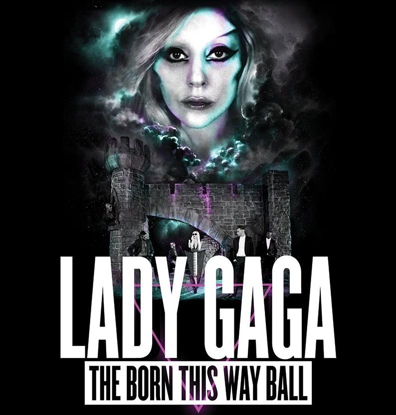 Lady Gaga la Bucuresti