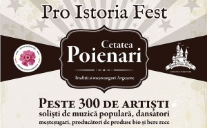 Pro Istoria Fest la Cetatea Poenari
