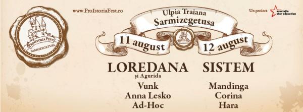 Pro Istoria Fest Sarmizegetusa 2012