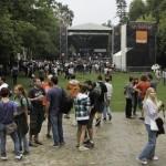 Inceputul festivalului Summer Well 2012