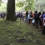 Plimbări prin pădure la Summer Well 2012