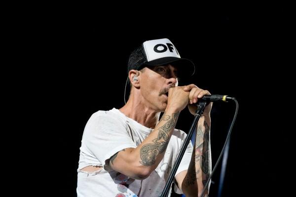 Anthony Kiedis, RHCP în concert pe 31 august la Arena Națională (foto: Alex Chelba)