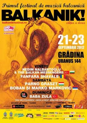 BALKANIK! FESTIVAL AFIS
