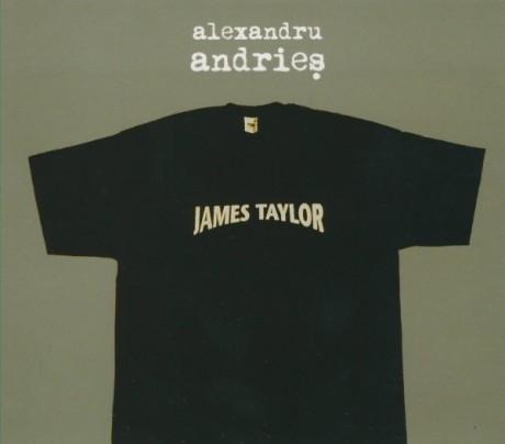 Alexandru Andrieș - JT album
