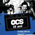 Concert OCS in Flying Circus Cluj