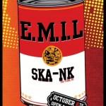 EMIL si Ska-nk in Cluj Napoca pe 6 octombrie