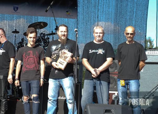 Erase - Premiul Attic Studio Posada Rock 2012