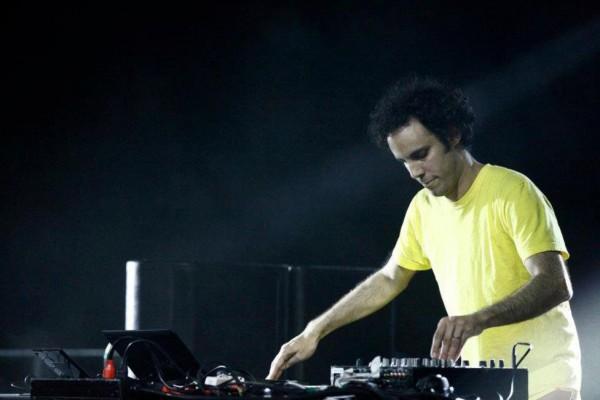 Kieran Hebden / Four Tet la Red Bull Music Academy Night la Bucuresti