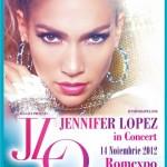 Jennifer Lopez 14 Noiembrie Romexpo