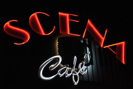 Scena Cafe din Galati