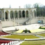 Teatrul de Vara Amfiteatrul Mihai Eminescu