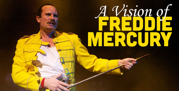 A Vision Of Freddie Mercury