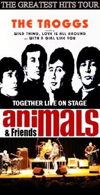 Afis Troggs si Animals & Friends