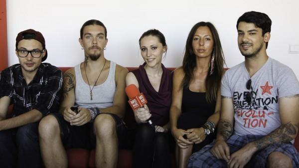 Antarctica - Interviu InfoMusic