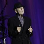 Leonard Cohen in concert la Bucuresti - Piata Constitutiei, 2012