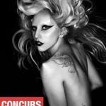 Concurs LADY GAGA - Born This Way