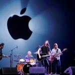 Foo Fighters au cântat la lansarea noului iPhone 5