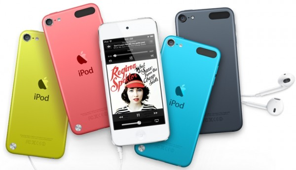 Noul model iPod touch și noile căști Apple