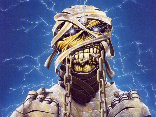 Mascota Iron Maiden, Eddie