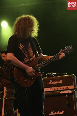 Adi Popescu in concert Rezident EX la Arenele Romane