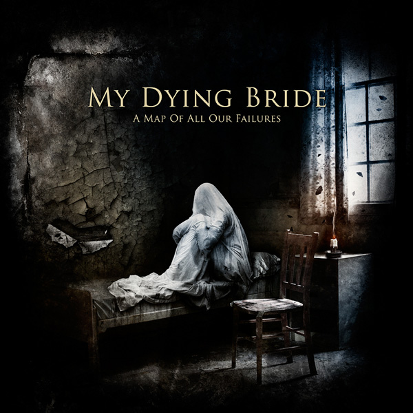 Coperta A Map of all our Failures - My Dying Bride