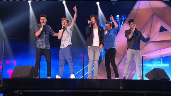 One Direction VMA 2012