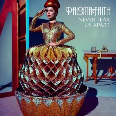 Paloma Faith - Never Tear Us Apart Single