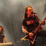 Children of Bodom la Peninsula 2012