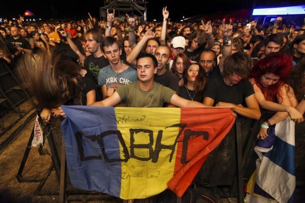 Children of Bodom, așteptați de rockerii din Romania la Peninsula 2012