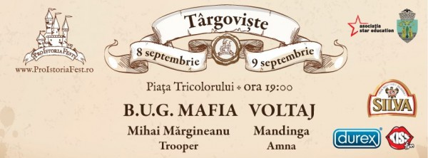 Pro Istoria Fest - Târgoviște