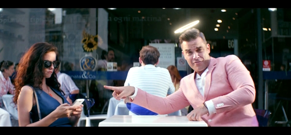 Robbie Williams - Candy - Video