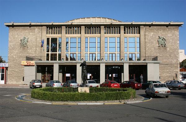 Sala Sporturilor din Constanta