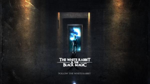 Petrecere de Halloween - The White Rabbit and The Black Magic