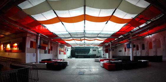 Turbohalle din București