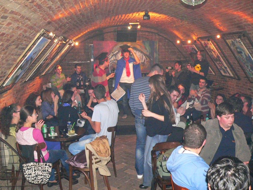 Bohemian Flow Art&Pub din Sibiu