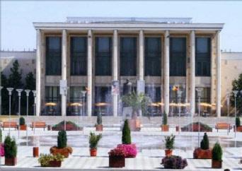 Casa de Cultura a Sindicatelor Bacău din Bacau