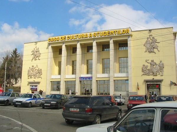 Casa de Cultură a Studenților din Iași din Iași