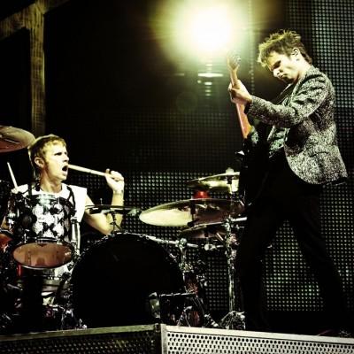 Muse concert Londra