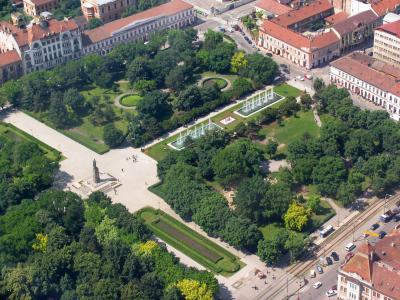 Parcul 1 Decembrie din Oradea