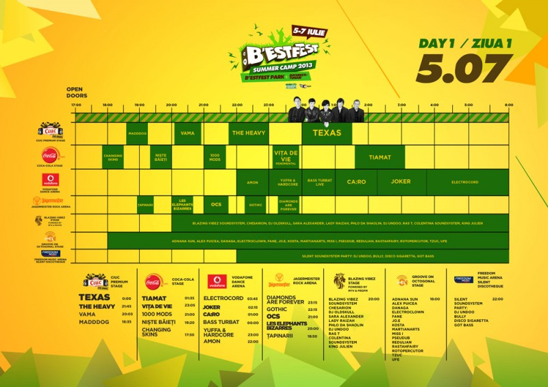 program bestfest 2013