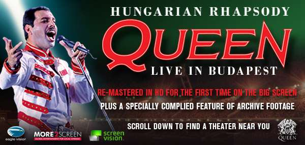 Hungarian Rhapsody: Queen Live In Budapest