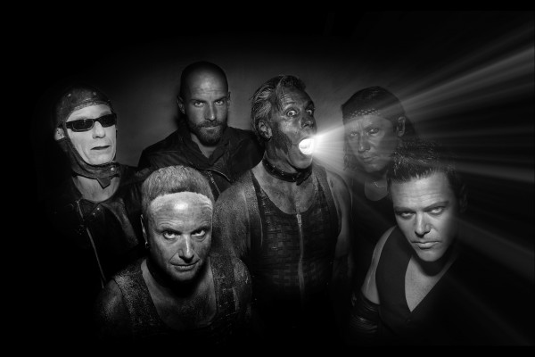Rammstein - Let There Be Light